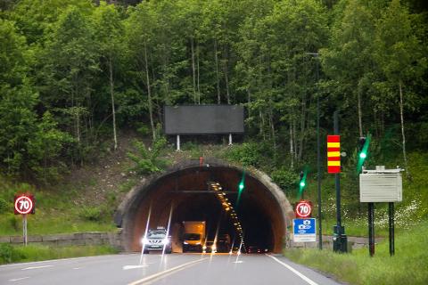 DYRERE: En ekstern beregning av to konsulentselskaper, viser at det nye tunnelløpet blir vesentlig dyrere enn hva Statens vegvesen har beregnet til nå.