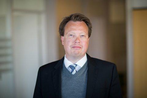 Advokat Morten Øksenholt hos Deloitte Tønsberg.