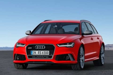 Audi RS6 Performance går ned i pris.