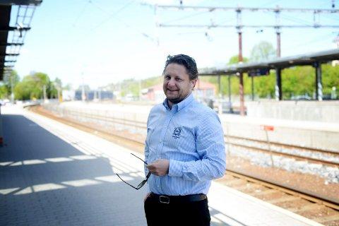 KJØPER SEG OPP: Kristian G. Lundkvist satser betydelig i bredbåndmarkedet.