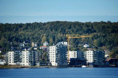 BOLIGRISIKO: Markedet reagerer på usikkerheten i boligmarkedet. Det har sendt kursen på den norske krona ned.