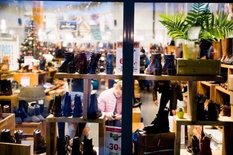 SER DEG: Butikken vil merke når du ankommer, og kommunisere direkte med deg via mobilen. Foto: Jon Olav Nesvold / NTB scanpix  FOTO: Nesvold, Jon Olav / NTB scanpix