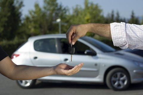 DIGITALE TJENESTER: Statens vegvesen har lagt opp flere digitale tjenester som hjelper deg når du skal kjøpe bruktbil.