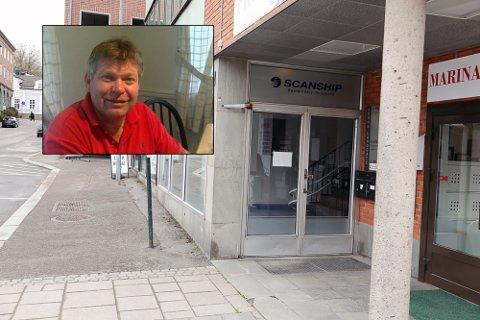 50 MILLIONER: Skipselektriker Eigel Thom sitter nå på aksjer i Scanship Holding og American Shipping for om lag 50 millioner kroner.