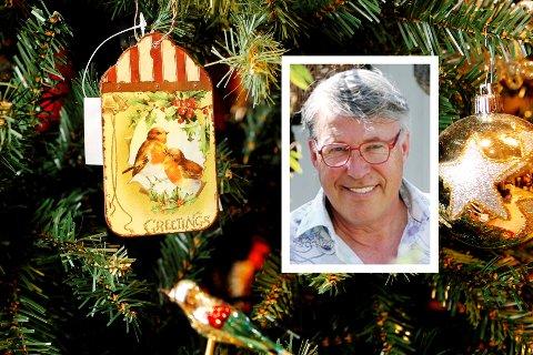 SNART JUL: «Det er dette som er jul. Miksen av historie, tro og religion og tradisjon. Vi plukker litt etter forgodtbefinnende».