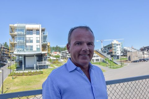 FORLATER OCC: Torsdag ble det bekreftet at styreleder ved Oslofjord Convetion Center, Roar Ingdal, har fratrådt stillingen.