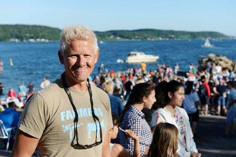 NY JOBB: Lars Erik Bakke er ansatt som avdelingsleder for Arbeid og helse i nye NAV Vestfold og Telemark.