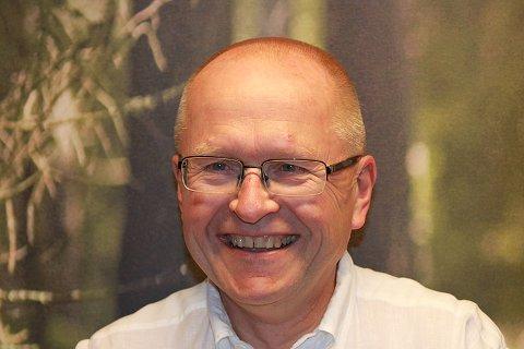 TI ÅR MED VEKST: Siden 2007 har daglig leder Yngvar Hasås og Hasås AS økt omsetningen år for år. De siste fem årene har de i snitt økt salget med 10 millioner hvert år.|