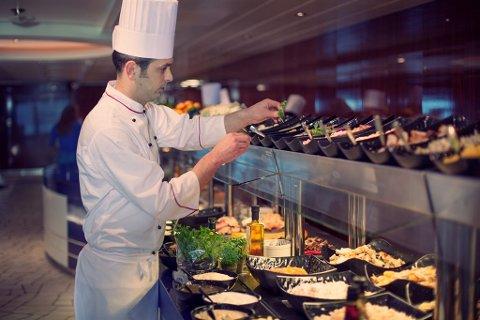 DANSK ANSVAR: Alle Fjord Lines restauranter skulle vært sjekket av det danske mattilsynet. Det mener både det norske og det svenske mattilsynet.