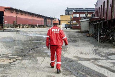 OLJEPROBLEMER: Flere av bedriftene i NLI-systemet fikk problemer som følge av oljekrisen. I 2016 ble NLI Larvik lagt ned (bildet), og i mars i år slo Tønsberg tingrett morselskapet NLI Solutions konkurs.