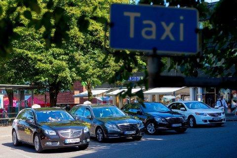 SLIPPER Å BETALE: Viken Taxi og Viken Aurora vant søksmålet fra Romerike-taxiene. Kravet var på drøyt 1,9 millioner kroner.