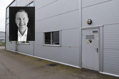 STYRKER LAGET: Lennart Johansson er ansatt som salgsdirektør i entreprenørselskapet SBA AS. Han har lang og internasjonal erfaring fra hotell- og reiselivsindustrien, og har hatt flere lederstillinger i diverse selskap.