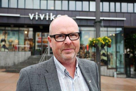 ENGASJERT: – Vi kan ikke ha et parallellt arbeidsliv. Jeg opplever en enorm oppslutning om Medbyggerne blant bedriftene, sier Thormod Hansen, direktør i Entreprenørforeningen Bygg & Anlegg Telemark Vestfold Buskerud. Han var med på å starte Medbyggerne i 2015.