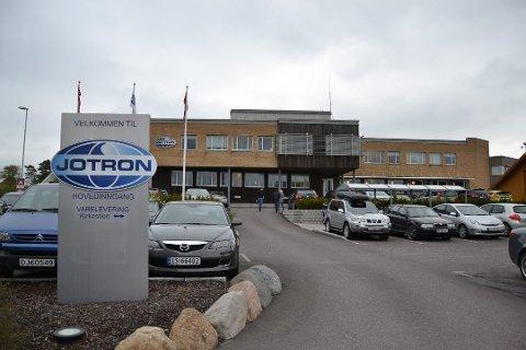 ET GODT ÅR: Jotron AS etablerte seg i Kina i 2017, og vant flere store kontrakt i 2018. Etableringen har vist seg å være vellykket. Det var med på å bidra til en rekordomsetning for selskapet.