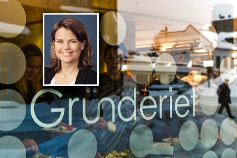 VIL LÆRE MER: Anette Schrøder er selvstendig næringsdrivende. Torsdag deltar hun på Gründeriets arrangement om kvinner og investeringer.