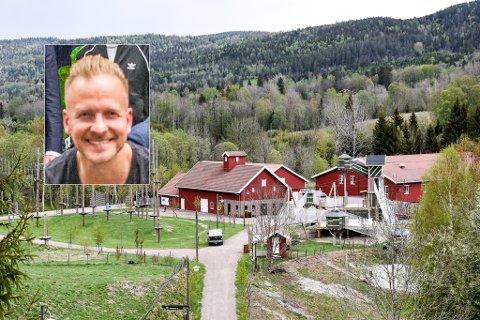 LETTER PÅ SLØRET: – Det blir en ekstrem naturopplevelse, sier Jan Ove Kjøndal (innfelt).