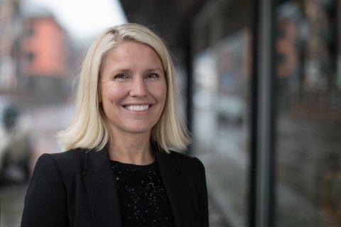 NY JOBB: – Det er surrealistisk, sier Marit Sagen Gogstad om situasjonen som Norge og reiselivsbransjen er i nå. Hun overtok jobben som daglig leder i reisebyrået Berg-Hansen.