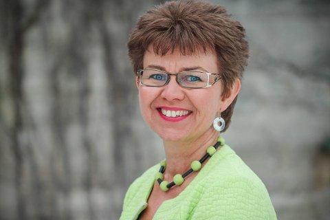 PÅ TOPP: Misnøyen fra Færder Sp til tross - en enstemmig nominasjonskomité foreslår Kathrine Kleveland på toppen av Vestfold Sps liste til neste års stortingsvalg.