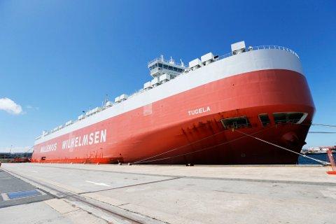 FÅR NY SJEF: Craig Jasienski gikk mandag av som konsernsjef for rederigiganten Wallenius Wilhelmsens med øyeblikkelig virkning.
