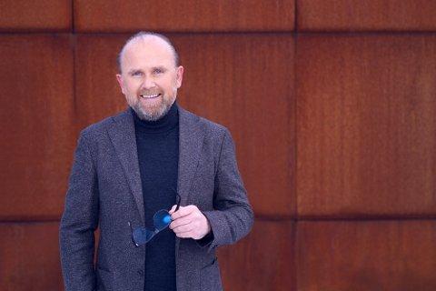 """MER I ORDREBOKEN: Adm. direktør Henrik Badin kan notere nok en viktig kontrakt på miljøteknologi til cruisenæringen. Denne gangen til skipet """"Carnival Dream"""", som tar over 3.600 passasjerer."""