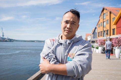 STENGER: Etter å ha kjempet med pandemi, nedstenging og koronatiltak i halvannet år, har Gompa Könberg kastet inn håndkle og meldt oppbud på Harbour AS.