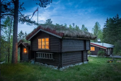 SELGER EVENTYRET: Navnet eventyrsetra klinger bra når man ser på bygninger og interiør. ALLE FOTO: Ulrikke Isabelle Ytteborg