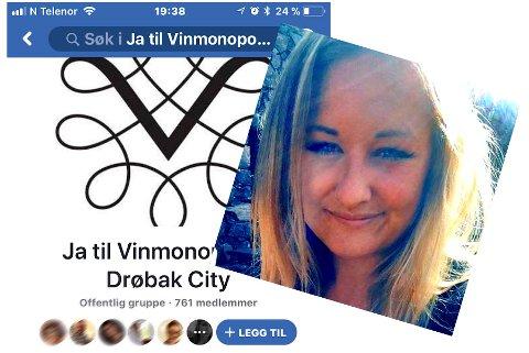 Camilla Wig Steen startet facebookgruppen like etter klokken 13.00 torsdag 8. mars. Klokken 19.00 hadde gruppen 761 medlemer.