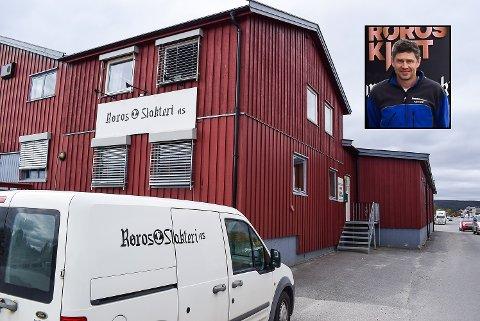 Røros Slakteri og Røroskjøtt skal samlokaliseres og det vil bygges et nytt slakteri i Havsjøveien.