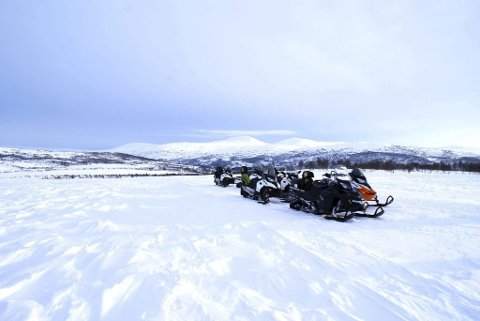 Avviste klagene: Kommunestyret i Holtålen har mot en stemme avvist klagene mot Gauldalsløypa. Foto: Reneé Svendsen