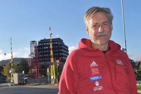 ALLMØTE: Leder i Tynset idrettsforening, Per Inge Sagmoen, setter nå sin lit til medlemmene i kampen for å finne en leder i fotballgruppa.