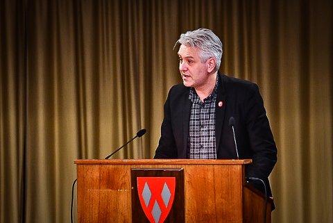 REFSET BANE NOR: Dag Nestegard (SV) kritiserte Bane NOR for å ikke følge vedtak fra kommuenstyret i Ås.