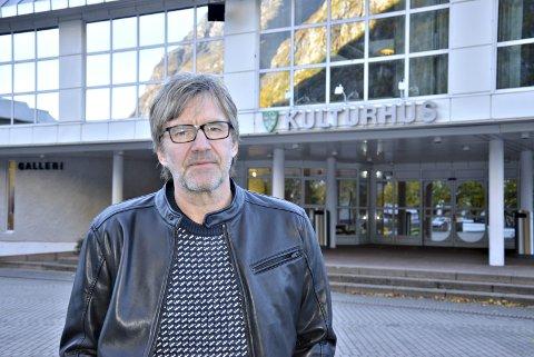 Kultursjef Ole Magne Ansnes.