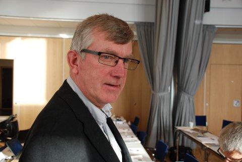 FORBEREDER: Samferdselssjef Vidar Ose i Vest-Agder er en av de som forbereder å få overført ansatte fra Statens vegvesen til fylkeskommunen.