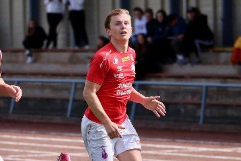 FORTSATT POPULÆR: Flere med sine røtter i FFK gikk aktivt inn for å stemme Liland inn på Sørlandslaget, til tross for at han nå er Kvinesdal-spiller.