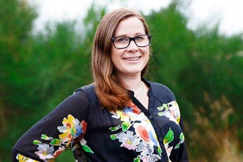 Sofia Sætre er ny senterleiar på Mastrevik torg.