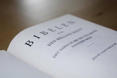 - Eg har eigne meingar, men når eg er usikker på kva som er rett eller gale, så leitar eg etter svar i Bibelen, seier Marthe.