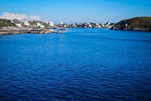 Blomvåg i Øygarden er ei av dei vakre perlene i Nordhordland.