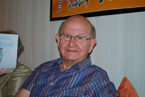 Nh-grunnleggjar Bernt Tungodden gjekk bort søndag, 94 år gamal.