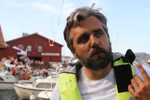 Festivalsjef for Utkant, Viggo Randal.