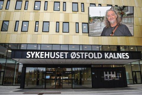 Jan-Kåre Fjeld må vente i over fire måneder før han får time ved nevrologiavdelingen på Kalnes.