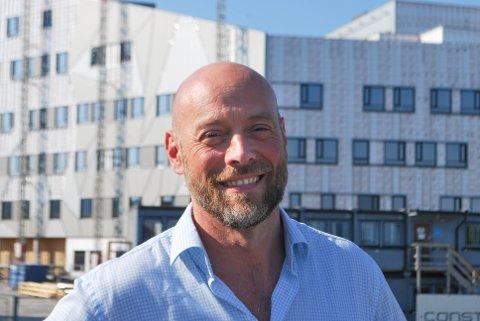Hjertespesialist Morten Schei