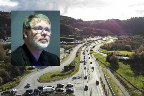 Regionrådsleiar Karstein Totland er framleis optimist for Nordhordland.