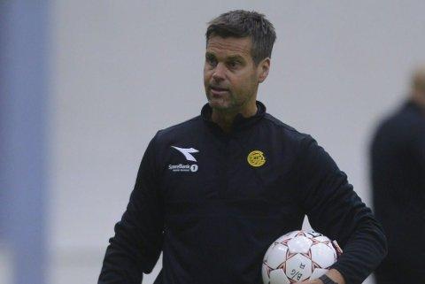 Kjetil Knutsen skal lede Glimt i eliteserien 2018Foto: Stian Høgland