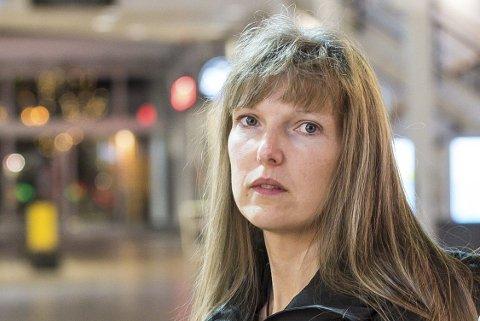Følte seg presset: Reidun Åsta Pedersen sa opp jobben sin som helsesekretær i Rødøy etter det hun opplevde som trusler fra sin leder, helse- og omsorgssjef Petter Tindvik.Foto: Johan Votvik