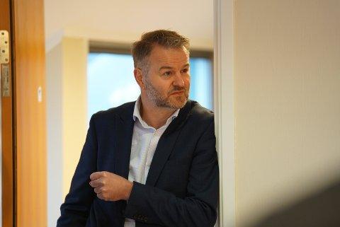 Lars Vestnes blir Høyres frontfigur i kampen om ordførerkjedet neste år.
