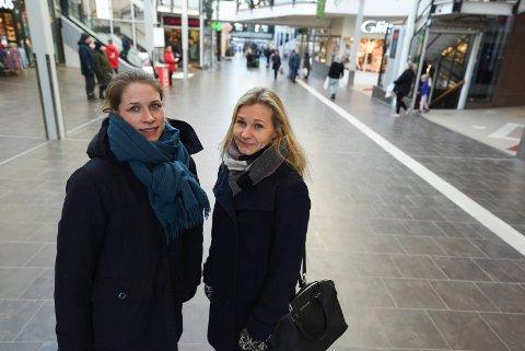 Carina Ottesen (t.v.) og Hilde Setvik i Friskliv ung spør seg om overvekt er blitt så vanlig at mange ikke lenger ser problemet.
