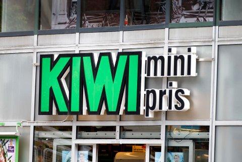 Oslo, Norway 20150715. Illustrasjonsbilder: Logoer, Oslo. Kiwi minipris. Foto: Gorm Kallestad / NTB scanpix