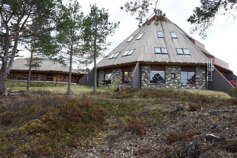 Ser framover: Árran stenger museet og utstillinger for å tilrettelegge fram mot 25-årsjubileet i 2020. Foto: Øyvind A. Olsen