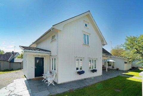 Torvgata 40 er solgt for 10,8 millioner kroner.
