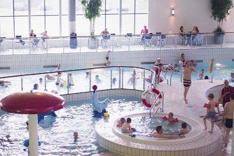 Nordlandsbadet ønsker å gjøre 4.klassingene i Bodø mer svømmedyktige. Arkivfoto